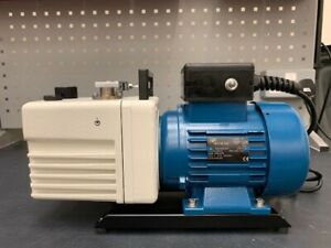 Ilmvac PK4D Vacuum Pump Similar to Edwards RV3 RV5 E2M2 E2M5 FULLY REFURBISHED