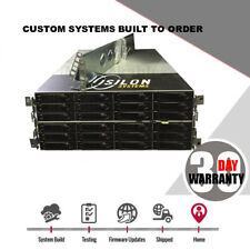 FreeNAS 4U 36 Bay Storage Server 2x Intel Xeon Hex Core SAS2 6Gb/s 48GB 9211-8i