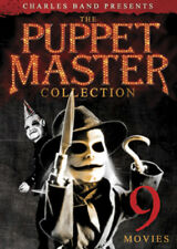 Puppet Master Collection [New DVD] Full Frame