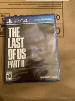 The Last of Us Part II -- Standart Edition (Sony PlayStation 4, 2020) SHIPS FAST