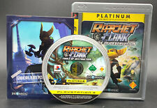 "PS 3 Playstation 3 Spiel "" RATCHET & CLANK TOOLS OF DESTRUCTION "" KOMPLETT"