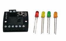 More details for train tech led lighting controller - quad n/ho/oo gauge ttlfx6