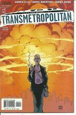 TRANSMETROPOLITAN   N° 42   - DC / VERTIGO 2001 ( COMICS USA )