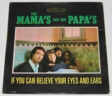 Philippines THE MAMA'S & THE PAPA'S If You Can Believe… LP Record
