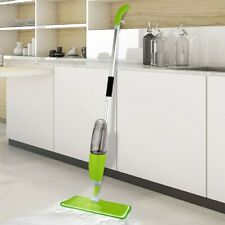 More details for spray mop water spraying floor cleaner tiles marble kitchen 700ml micro fibre