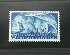 Francobolli della Repubblica italiana dal 1956 al 1964 singoli