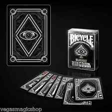 Blackout Kingdom Deck Bicycle Playing Cards Poker Size USPCC Limited Edition New