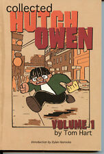 Collected Hutch Owen Vol. 1 Tom Hart Graphic Novel VF