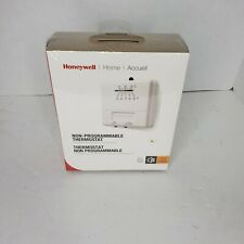 Honeywell Square Mechanical Non-Programmable Thermostat CT31A -- NEW in box