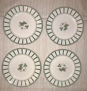 Lenox Summer Terrace Salad Plates : Set Of 4