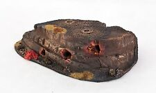 APOCALYPTIC CLIFF HILL Wargame Scenery Warhammer 40K Sci-Fi 28mm painted