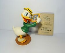 """WDCC Mr Duck Steps Out """"With Love from Daisy"""" w/box & COA"""