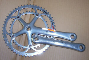 Campagnolo Campy RECORD crankset Ultra Drive EPS 39-53 172.5 10 speed .