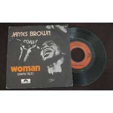 JAMES BROWN - Woman Part 1&2 French PS Funk 73'
