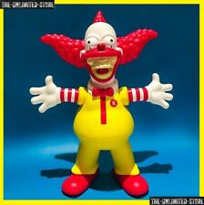 KAWS RON ENGLISH YELLOW KRUSTY THE CLOWN MADNESS Action Figure {High Quality}