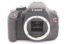 Canon EOS 600D (EOS Rebel T3i) 18.0MP Digital SLR Camera - Shutter Count: 122