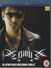 Billa Tamil Blu Ray - Starring Ajith Kumar, Pradhu Ganesan, Hit Tamil Movie