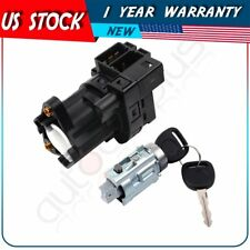 Lock Cylinder & Ignition Starter Switch for Chevy Impala Malibu Olds Alero