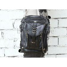 Steampunk Waist Leg Hip Holster Purse Vintage Pouch Belt Bag Punk Locomotive Bag
