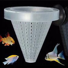 2*Entonnoirs alimentation des poissons nourriture 6.8cm*6.7cm qualité nouveau