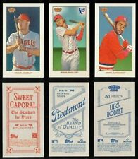 2021 TOPPS T-206 WAVE 1 Base+Piedmont+Sweet Caporal+Sovereign IN-HAND YOU PICK!