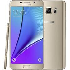 Samsung Galaxy Note 5 - 32GB - Gold (Factory GSM Unlocked; AT&T / T-Mobile)