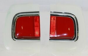 NEW 1968 Barracuda Tail Light Lenses