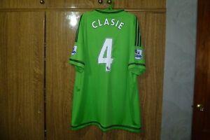 Southampton Adidas Football Shirt #4 Jordy Clasie Away 2015/2016 Soccer Size 2XL