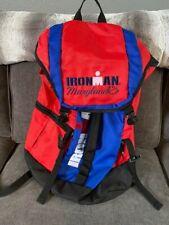 Ironman Triathlon Backpack Maryland 2015