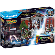 More details for playmobil back to the future advent calendar christmas xmas surprise kids toy
