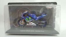 MOTO GP2015 - Valentino Rossi - Yamaha YZR-M1-1/18 - neuf sous blister -
