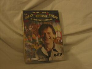 Michael Wood - The Great British Story - A People's History (DVD, 2012, 3-Disc