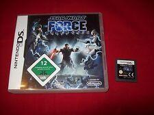 Star Wars: The Force Unleashed    (Nintendo DS, 2008) ohne Beschreibung