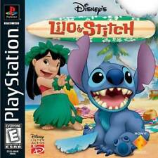 Lilo and Stitch PS New Playstation