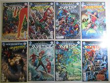 Justice League Lot of 8 #19,20,21,22,23,24,25,26 DC Comics 2017 1st Print 9.4 NM