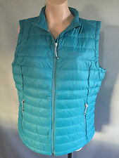 Womens Sz 14 Kathmandu BRAND Red Duckdown 550 V4 Puffer Vest