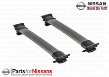 Genuine Nissan 2012-2015 Xterra Roof Rail Crossbar Kit 999R1-KX100 NEW OEM