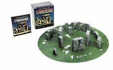 Build Your Own Stonehenge (Mega Mini Kit), Press, Running, New condition, Book