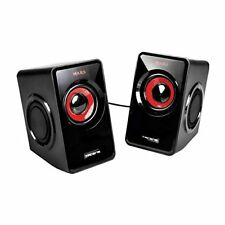 Altavoces Tacens Mars Gaming MS1 RMS 10W USB ratio Señal-ruido 90db.