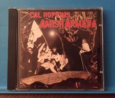 The Cal Hopkins Amish Armada CD Living Dead Mother of All Music Zombie