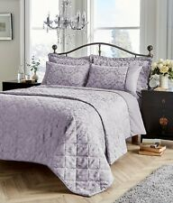 Savoy Jacquard Luxurious Duvet Cover Sets Bedding Sets / Bed Spreads All Sizes