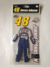 Jimmie Johnson # 48 NASCAR Lowes Racing Suit 3-D 4 Pieces NWT FAST SHIPPING
