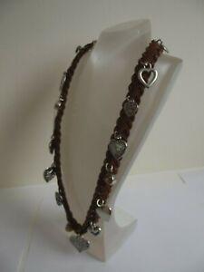 Bibi Bijoux Heart Charms Necklace