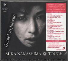 Mika Nakashima: Tough (2017) CD & DVD & PHOTO BOOKLET SEALED