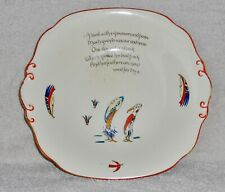 Rare Antique/Vintage Arcadian Plate