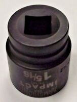 """Armstrong 21-142 3/4"""" Drive 12 Point Impact Socket 1-5/16"""""""