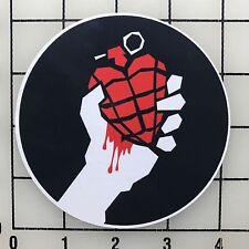 "Green Day 4"" Wide Multi-Color Vinyl Decal Sticker - BOGO"