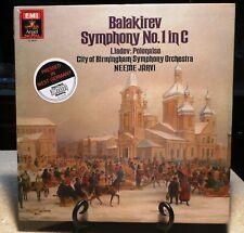 EMI / Angel Balakirev Sym. #1 Birmingham Orch New Sealed Vinyl DMM