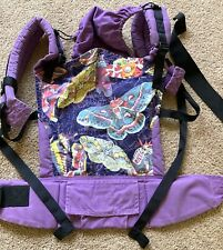 Tula Baby Carrier Butterflies Purple 15-45lbs