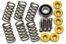 Ducati EVR Pressure Plate Clutch Kit, Springs, Screws, Bearing, Retainers 6mm